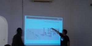 la presentación de la propuesta